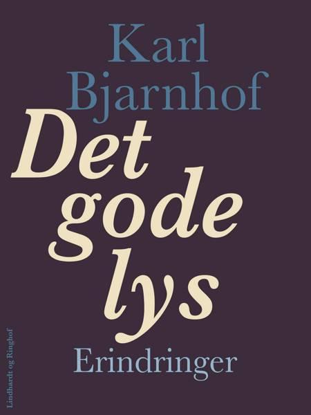 Det gode lys af Karl Bjarnhof