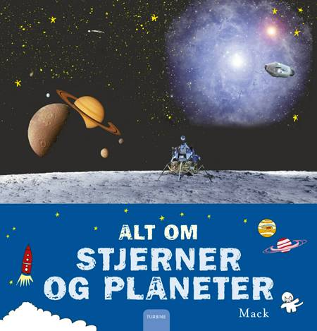 Alt om stjerner og planeter af Mack