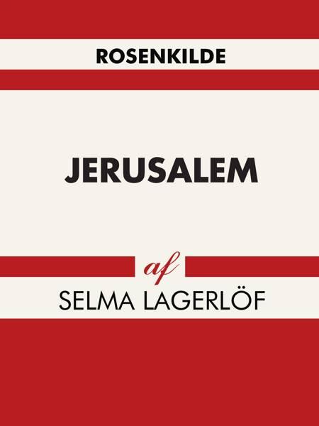 Jerusalem af Selma Lagerlöf