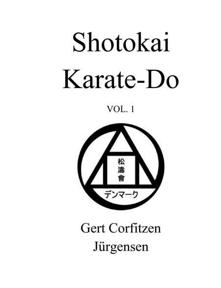 Shotokai Karate-Do af Gert Corfitzen Jürgensen