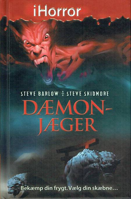 Dæmonjæger af Steve Barlow og Steve Skidmore