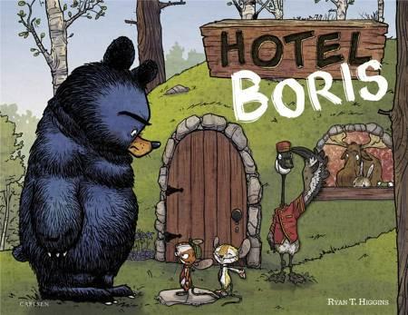 Hotel Boris af Ryan T. Higgins