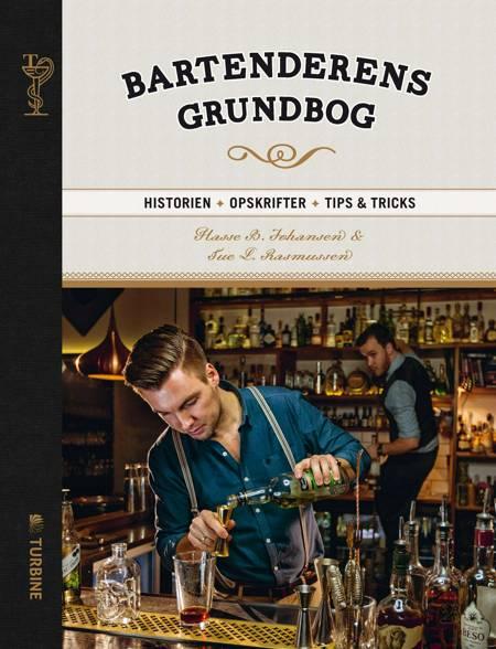 Bartenderens grundbog af Hasse Bank Johansen og Tue Lindholt Rasmussen