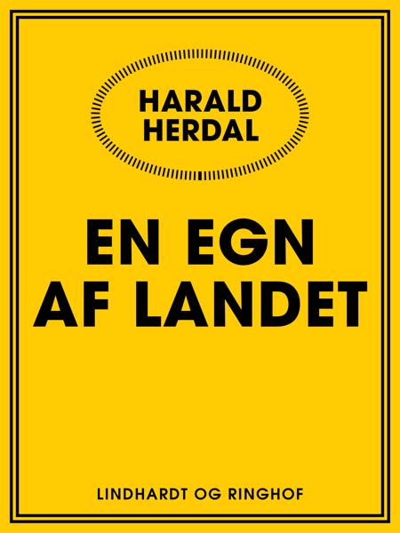 En egn af landet af Harald Herdal