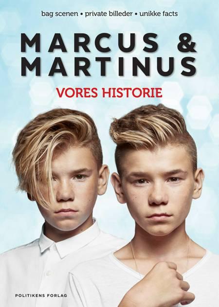 Vores historie af Martinus, Marcus . og Kirsti Kristoffersen