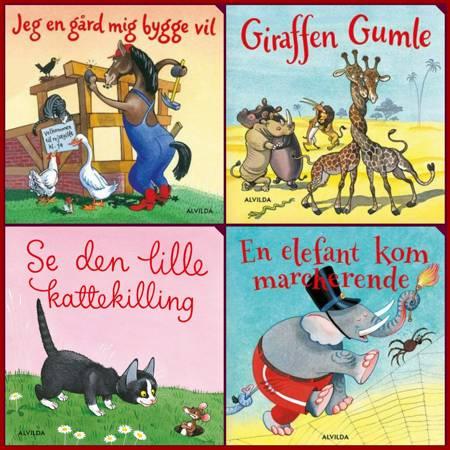Elefantastiske børnesange af Bente Bech