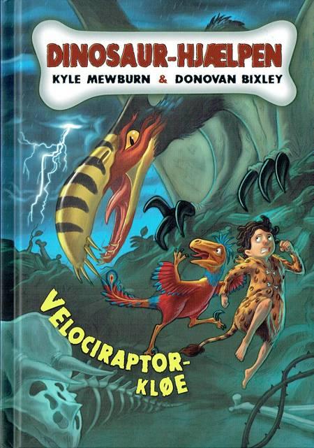 Velociraptorkløe af Kyle Mewburn