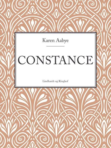 Constance af Karen Aabye
