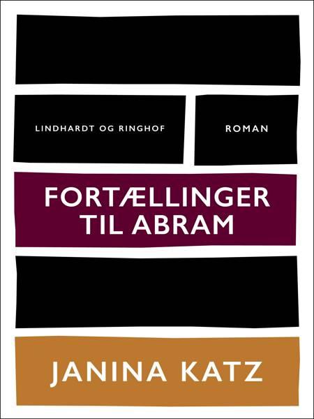 Fortællinger til Abram af Janina Katz