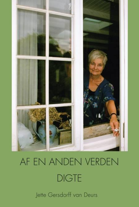Af en anden verden af Jette Gersdorff van Deurs