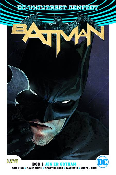 Batman Rebirth af Scott Snyder