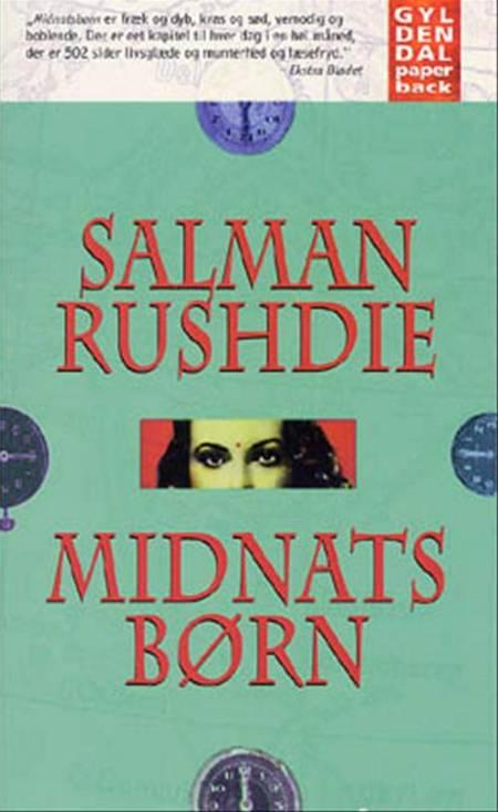 Midnatsbørn af Salman Rushdie