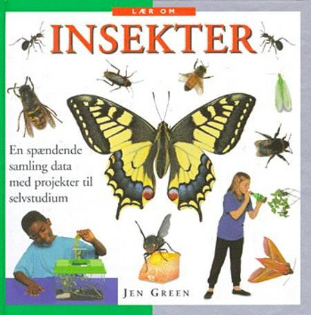 Lær om insekter af Jen Green