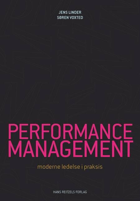 Performance management af Søren Voxted og Jens Linder