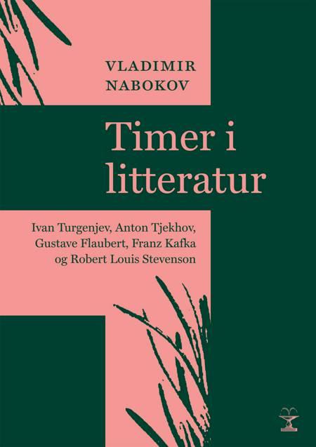 Timer i litteratur af Vladimir Nabokov