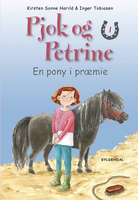 En pony i præmie af Kirsten Sonne Harild