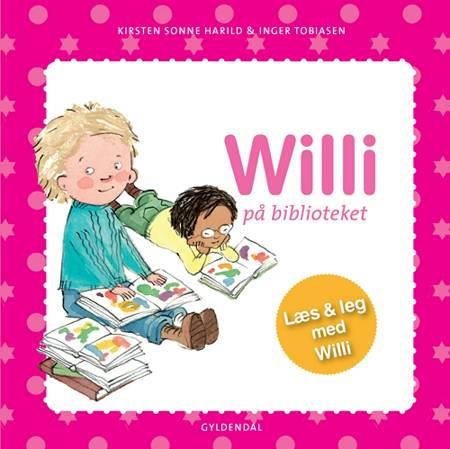Willi på biblioteket af Kirsten Sonne Harild og Inger Tobiasen
