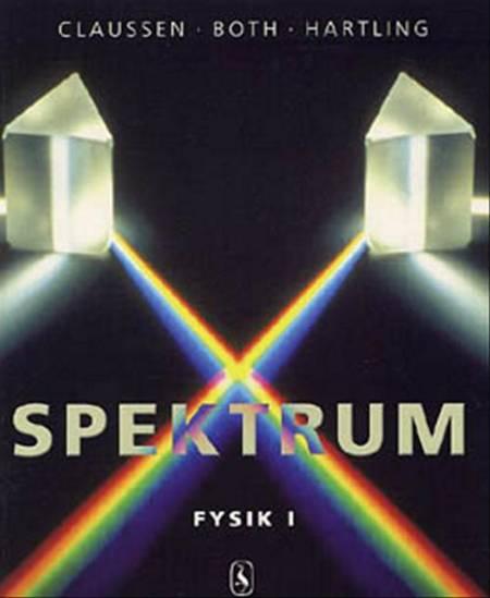 Spektrum af Søren Halse, Carsten Claussen, Erik Both, Niels Henrik Würtz og Niels Hartling m.fl.