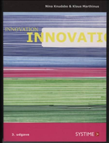 Innovation af Nina Knudsbo og Klaus Marthinus