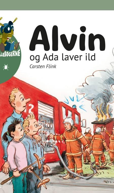 Alvin og Ada laver ild af Carsten Flink