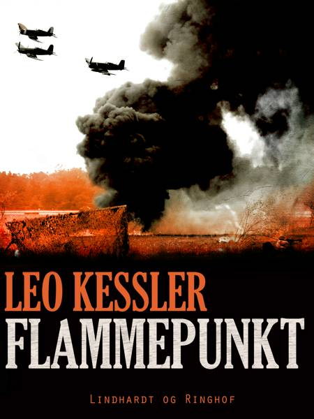 Flammepunkt af Leo Kessler