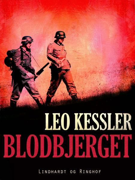 Blodbjerget af Leo Kessler