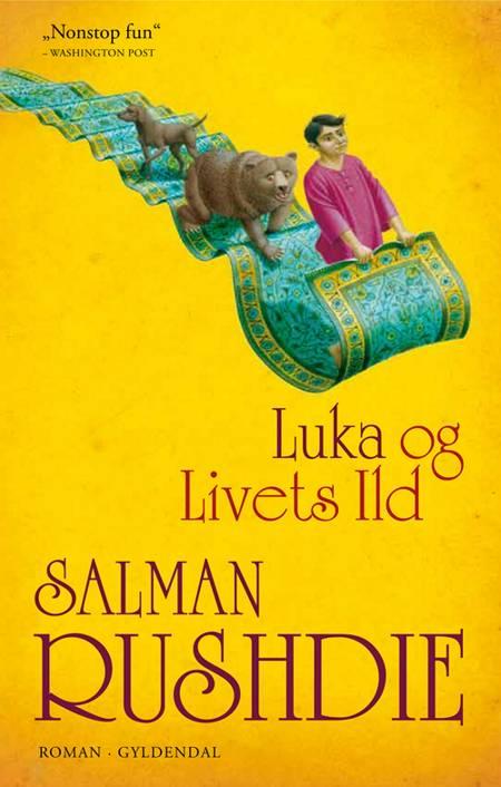 Luka og livets ild af Salman Rushdie