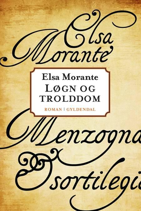 Løgn og trolddom af Elsa Morante