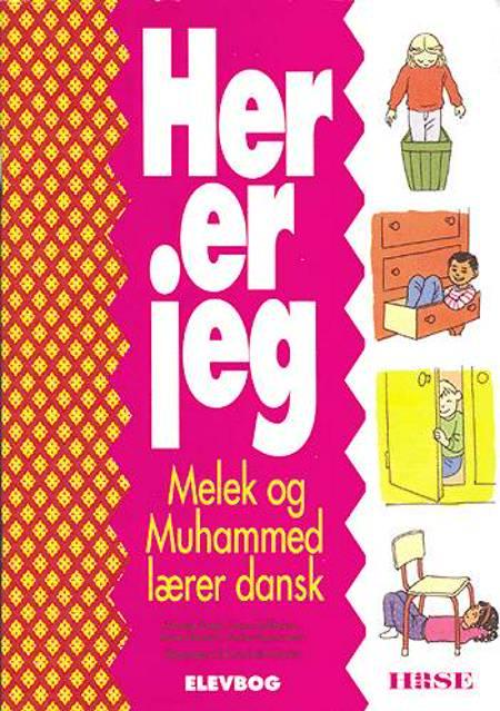 Her er jeg. Lærerens bog af Merete Engel, Anita Rasmussen og Irene Hansen m.fl.