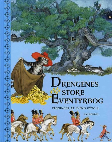 Drengenes store eventyrbog af Svend Otto S.
