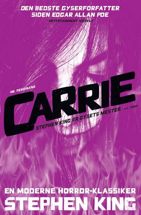 Carrie af Stephen King