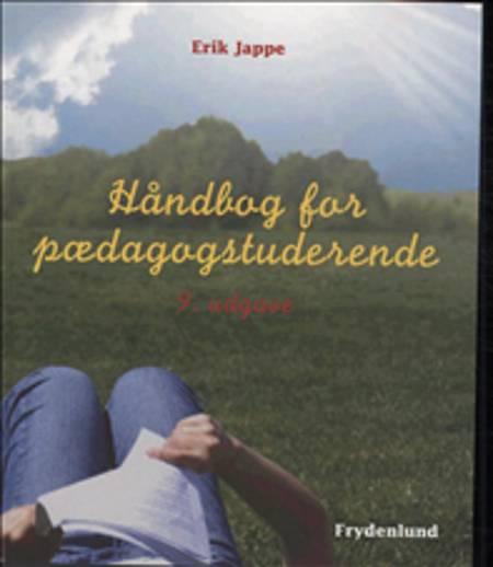 Håndbog for pædagogstuderende af Erik Jappe