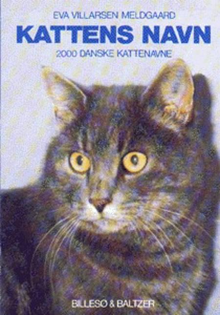 Kattens navn af Eva Villarsen Meldgaard