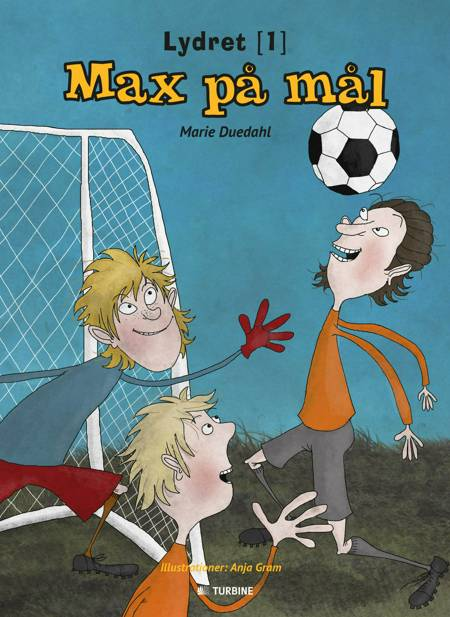 Max på mål af Marie Duedahl