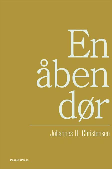 En åben dør af Johannes H. Christensen