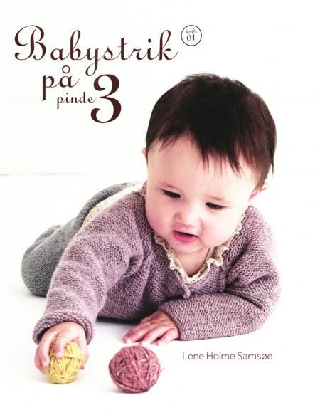 Babystrik på pinde 3 af Lene Holme Samsøe