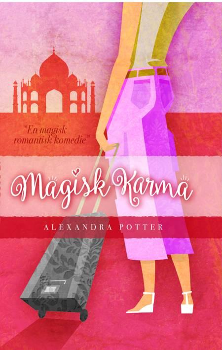 Magisk karma af Alexandra Potter