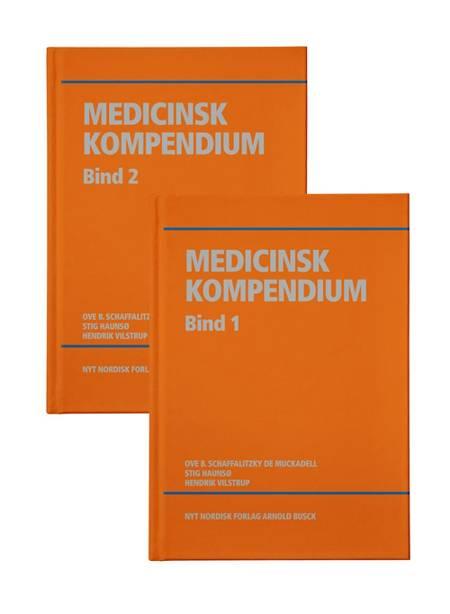 Medicinsk kompendium af Stig Haunsø, Ove B. Schaffalitzky de Muckadell og Hendrik Vilstrup