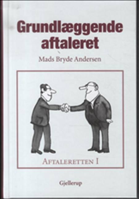 Grundlæggende aftaleret af Mads Bryde Andersen