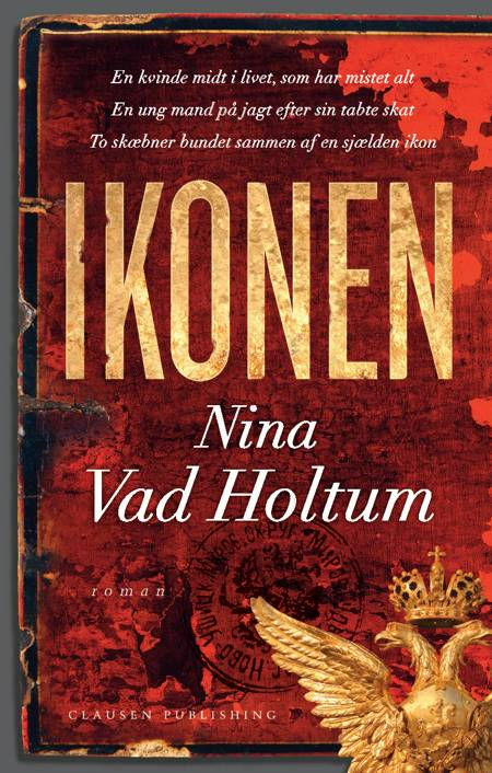 Ikonen af Nina Vad Holtum