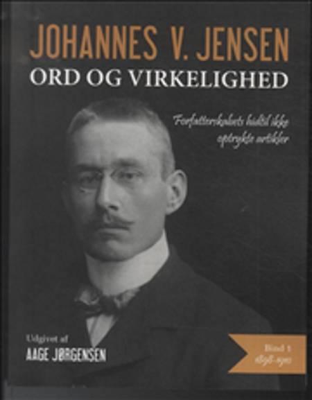 Ord og virkelighed af Aage Jørgensen