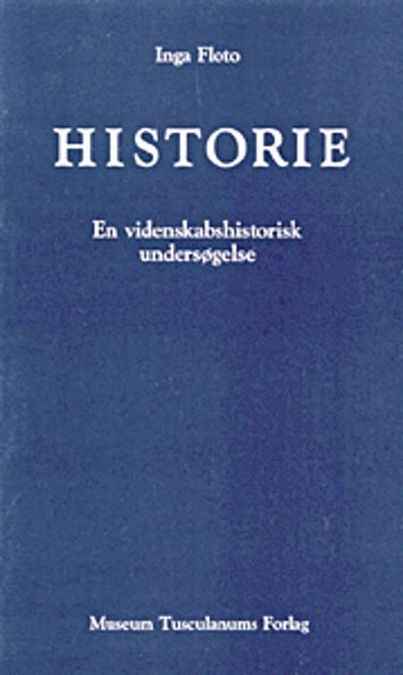 Historie af Inga Floto