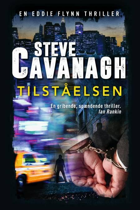 Tilståelsen af Steve Cavanagh
