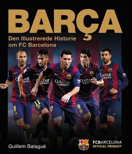 Barça af Guillem Balagué