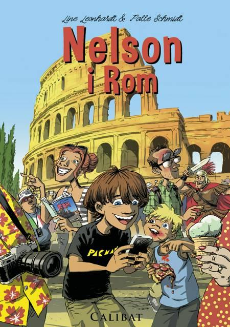 Nelson i Rom af Palle Schmidt og Line Leonhardt