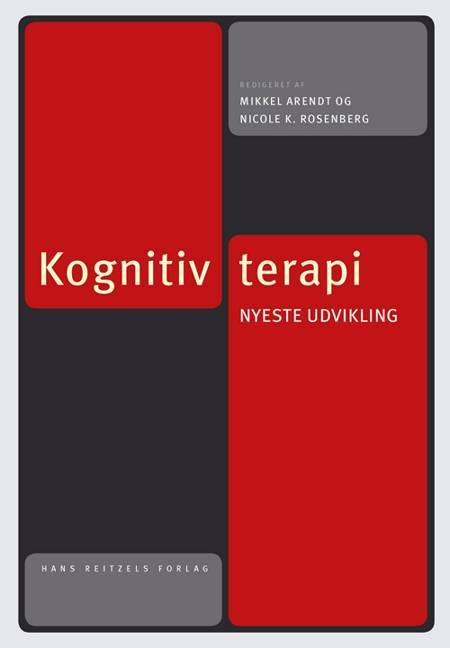 Kognitiv terapi af Anegen Trillingsgaard, Anja Hareskov Jensen, Bodil Leth Thomsen, Dorte Damm og Camilla Grønlund m.fl.