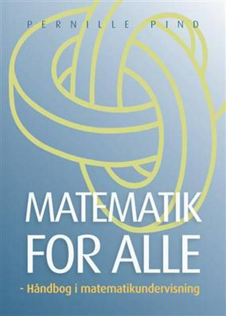 Matematik for alle af Pernille Pind
