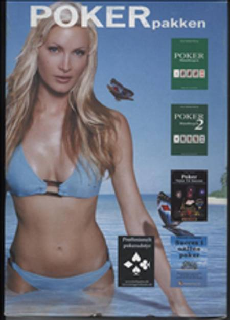 Pokerpakken. 5 professionelle produkter (2 bøger, 2 DVD´er, 1 sæt kort)