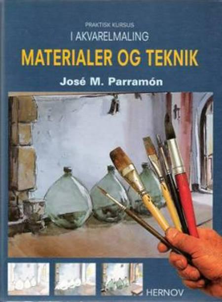 Materialer og teknik af José M. Parramón Vilasaló