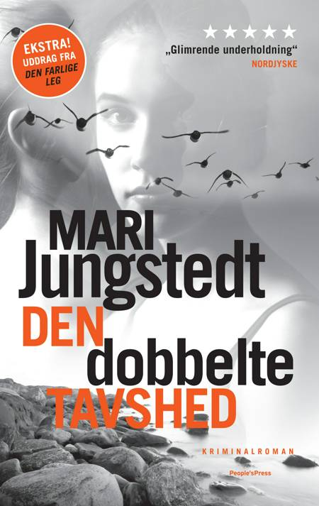 Den dobbelte tavshed af Mari Jungstedt